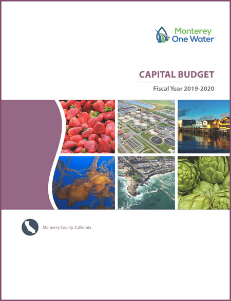 2019 to 2020 Capital Budget Cover