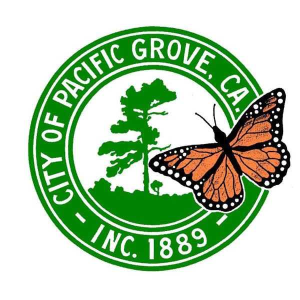 City of Pacific Grove Logo Opens in new window