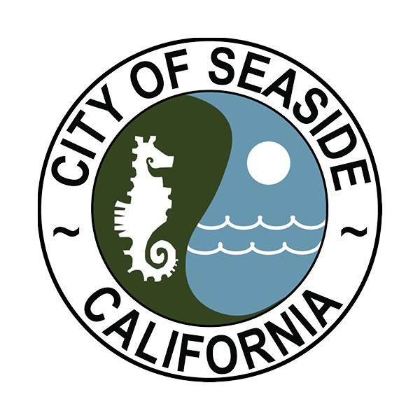City of Seaside Logo Opens in new window