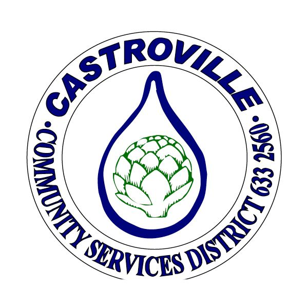 Castroville Community Services District Logo Opens in new window