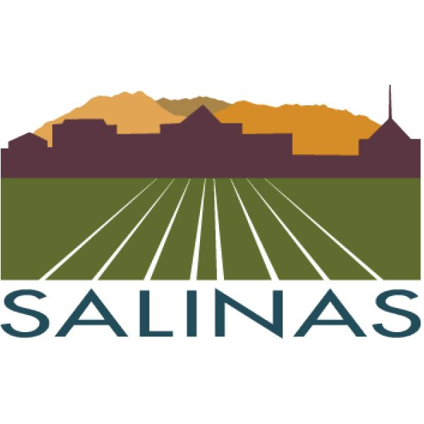 City of Salinas Logo Opens in new window