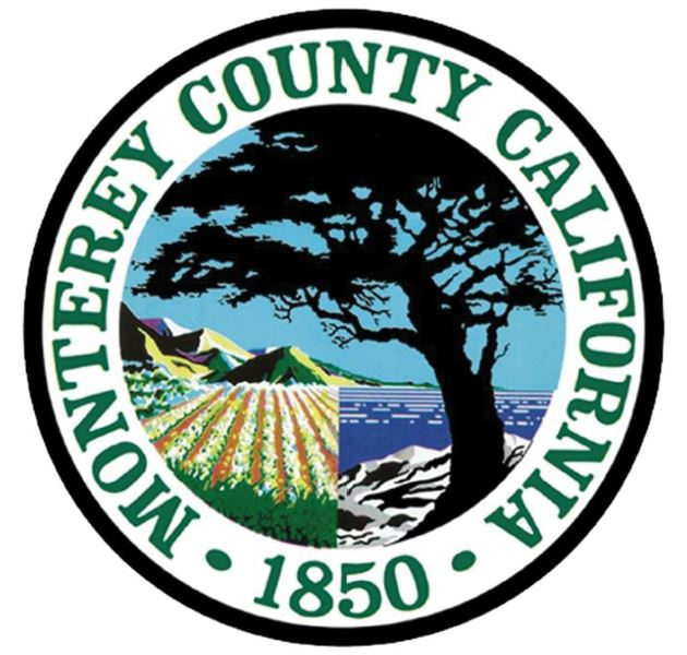 Monterey County Logo Opens in new window